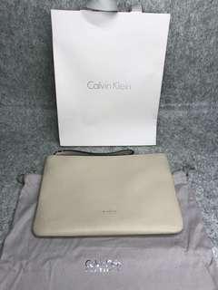 Calvin klein Platinum clutch