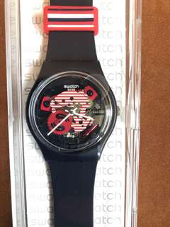 Swatch watch -Paris limited edition