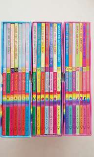 Rainbow magic book set (50-70)