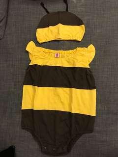Baby Bee Romper