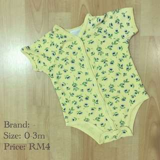 [3 for RM10 ] Baby Romper