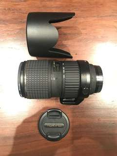 Tokina 50-135mm f/2.8 AT-X Pro DX for Nikon
