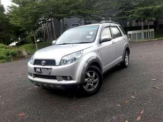 Toyota Rush 1.5S 2010