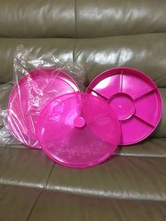 BRAND NEW NESTLE ROUND CANDY CONTAINER