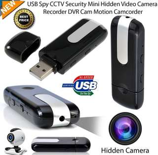 Thumb Drive Spy Camera