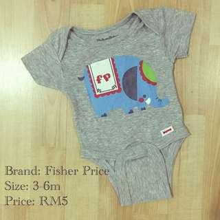 Fisher Price Baby Romper