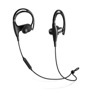 Astrum Wireless In-Ear Bluetooth 4.1 Stereo Earphones Headset Sports w/ Earhooks Sweatproof ET260