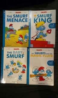 Comic Smurf English Komik Bahasa Inggris