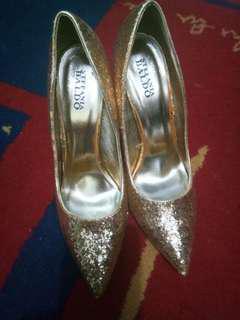 Heels Gold Stevania Baldo (made in China)