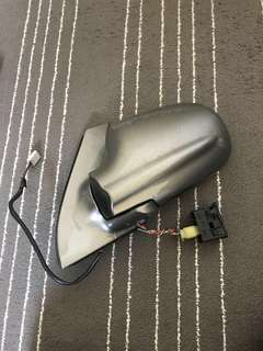 Kelisa Side Mirror Left with Switch