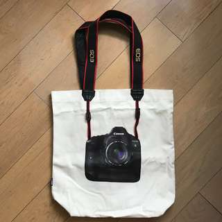 Canon EOS Tote Bag