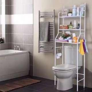 Ultralite Organizer Bathroom Over Toilet Storage Rack