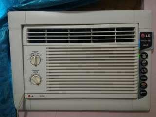 LG Window Type AC 0.75 HP (Non-inverter)