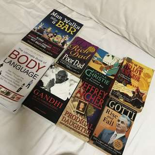 🚚 Various Books
