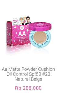 Cathydoll Matte AA Cushion