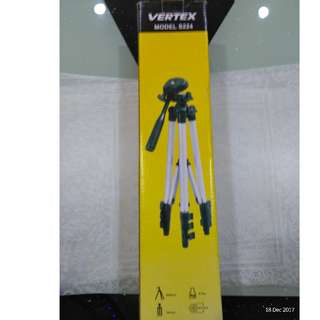 Vertex Video & PhotoTripod S224
