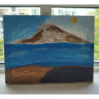 🚚 #CarouPay landscape by blind kid