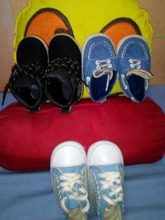 Preloved Bundle Shoes.Tawad na lang