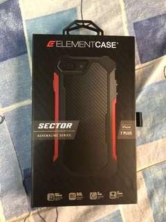 Element case I Phone 7 Plus