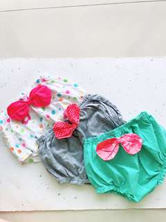 3 pcs Daily Bloomers