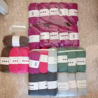 26pcs Paintbox Acrylic Yarn clearance (price drop)