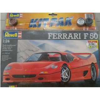 1:24 Revell Ferrari F50 07370