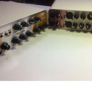 DTAR Seymour Duncan SOLSTICE & EQUINOX (pre amp and equalizer)