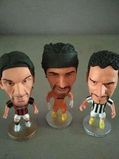 Football / Soccer figurines