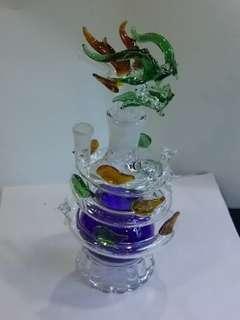Dragon display bong bottle ( instock )