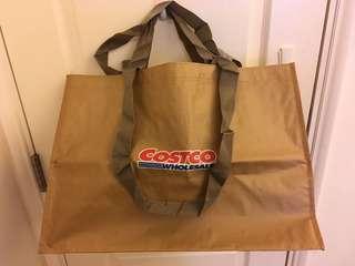 Costco nylon shopping bag