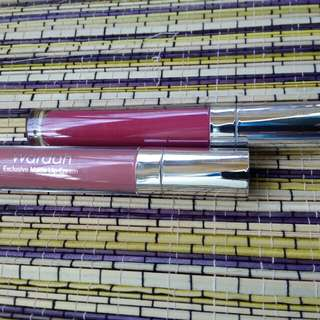 Wardah exc matte lip cream shade 14&16