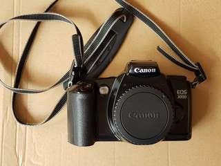 Vintage Canon EOS 3000 [A006]