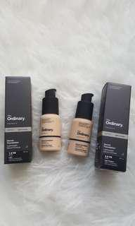 BRAND NEW THE ORDINARY SERUM FOUNDATION