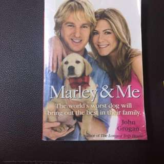 Marley & Me Non-fiction Book