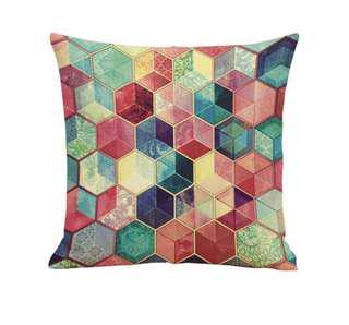Pillowcase - Nine. Stop cubing around.