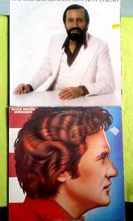 RAY STEVENS . be your own best friend ● ROGER MILLER . supersongs ( buy 1 get 1 free )  vinyl record