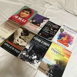 🚚 Various Books