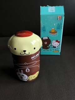 7-11布丁陶瓷杯