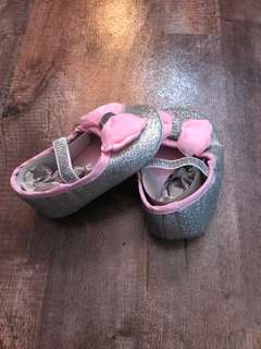 Girl Shoe gliters (prewalk)