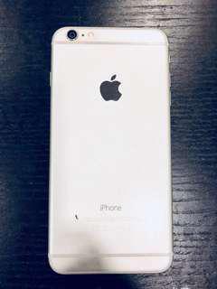iPhone 6 Plus 16gb cracked screen