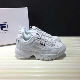 PROMO Sneaker Fila Putih