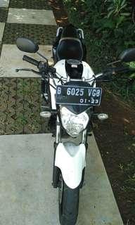 Yamaha Byson 2013, surat lengkap, pajak hidup, bisa nego tipis
