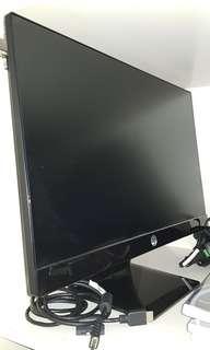 HP 23vx screen