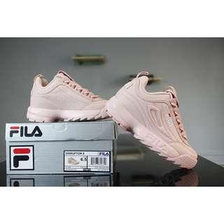 PROMO Sneaker Fila Pink