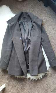 PRELOVED FOREVER NEW COAT