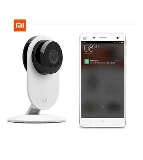 Baby Monitor, home security, Xiaomi Mi, IP camera CCTV