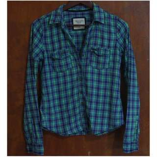 Abercrombie & Fitch long sleeved shirt