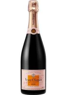 PROMO veuve cliequot rosé champagne