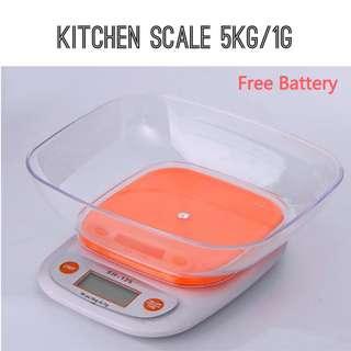 🚚 kitchen Scale