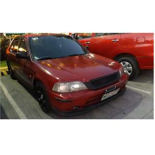 For sale honda city 97